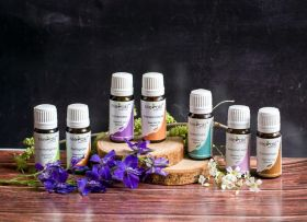 Pura And Natural Essential Oils