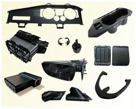 Plastice Moulded Automotive Parts