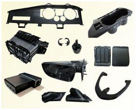 Plastice Moulded Automotive Parts