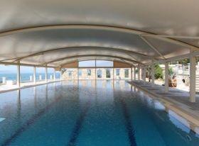 Swimming Pool Tensile Covering