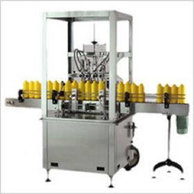 Bottle Filling Machine Manufacturer in India