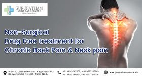 Non Surgical Slip Disc Treatment in Tamil Nadu