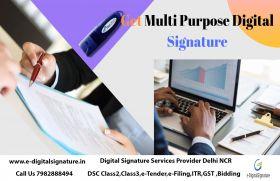 Digital Signature Agency in Delhi