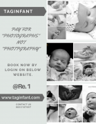 FREE THEME SHOOT OFFERED FOR NEW BORN AND KIDS