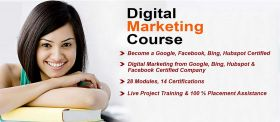 MASTER IN DIGITAL MARKETING COURSE
