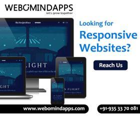 Website Development Company - Webomindapps