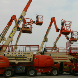 Aerial Work Platforms Rental