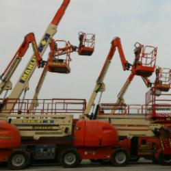 Aerial Work Platforms Rental