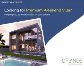 Luxury Villas in Ahmedabad | Uplands One