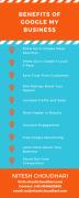 Google My Business listing.