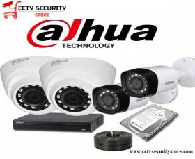 HIKVISION HD CCTV Camera KIT security for home