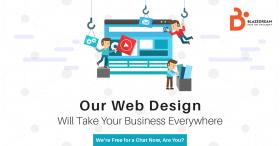 BlazeDream - Leading Web Design Company in India