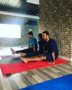 Learn advanced level 1 yoga course in Madhapur