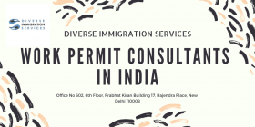 Work Permit Consultants In India