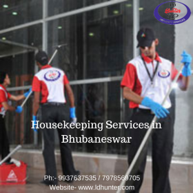 Housekeeping Services in Bhubaneswar
