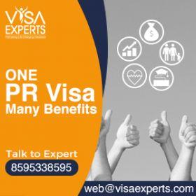 Canada Permanent Residency (PR) Visa