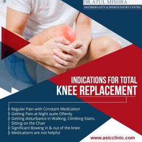 Best knee replacement surgery in Delhi NCR