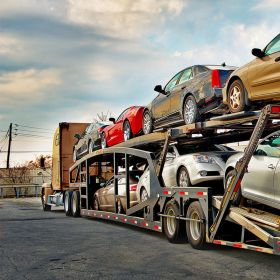 Car Transport in India