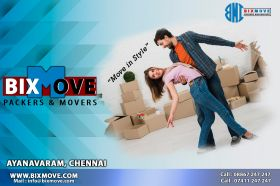 Best Packers and Movers in Ayanavaram, Chennai