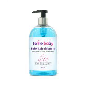 Natural Baby Hair Cleanser/ Shampoo