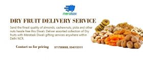 DRY FRUIT DELIVERY SERVICE