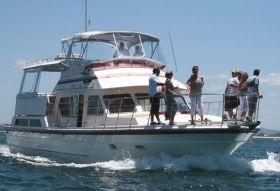 Boat Charter Sydney Harbour