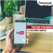Youtube Live Video Streaming Service in Dubai