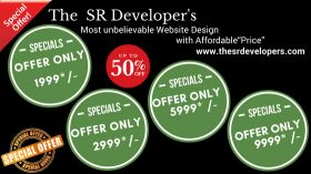 The SR Development - Web Design and Development