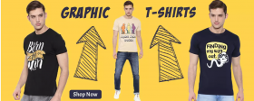 Graphic T Shirts Online Shopping