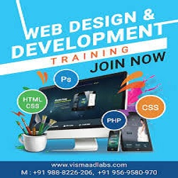 Web design and web development services