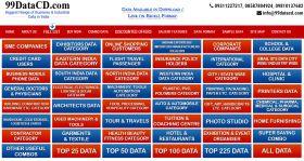 Database provider in India