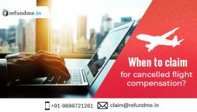 Get flight compensation for your cancelled flight