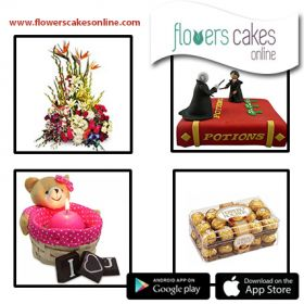 Do You Want to Send Flowers, Cakes Online