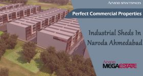 Best Industrial Sheds In Naroda Ahmedabad