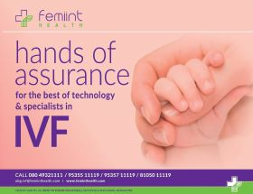 Best IVF Center(Femiint fertility)  - A blessing f