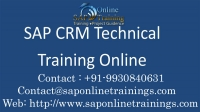 Sap CRM Online Training Course- Mumbai