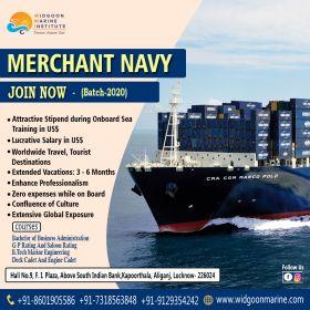 Merchant Navy Coaching in Lucknow