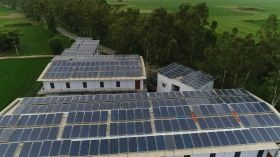 Rooftop Solar Power Plant Installation Services