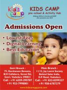 Best Play School in Vadodara | Pre-School for Kids