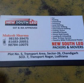 New South Leo Packers And Movers Baddi