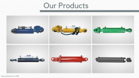Hydraulic Cylinder Manufacturer and Exporter