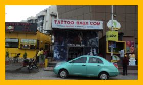 Tattoo in Jaipur