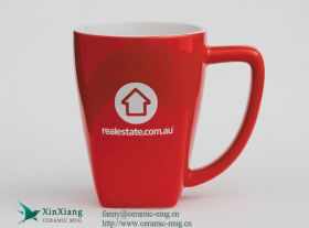 Custom Color Ceramic Coffee Mugs Manufacturers
