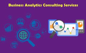 Business Analytics Consulting Services