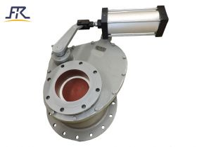 Pneumatic Ceramic Rotary Gate Valve,