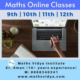 Maths Coaching Classes Online India