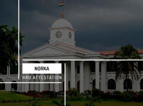 Norka Attestation Procedure | Norka Certificate At