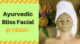 Ayurvedic Bliss facial