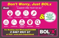 Electrician Services in Delhi NCR with BOLx