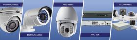 CCTV Cameras & Installation on EMI